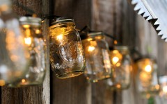 contemporary lighting lamps that will make your yard shine mason jars lighting ideas 7 Lighting Ideas That Will Make Your Yard Shine contemporary lighting lamps that will make your yard shine mason jars 240x150