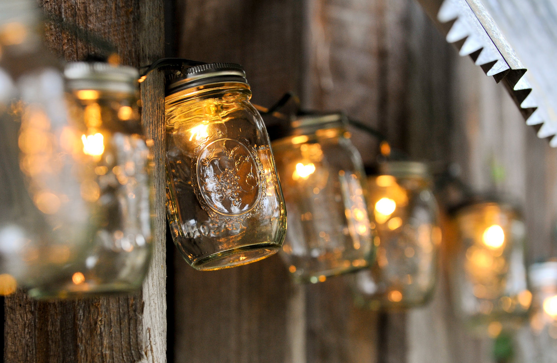 contemporary lighting lamps that will make your yard shine mason jars lighting ideas 7 Lighting Ideas That Will Make Your Yard Shine contemporary lighting lamps that will make your yard shine mason jars