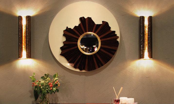 Contemporary lighting - wall lamps from Brabbu