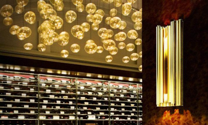 contemporary lighting CONTEMPORARY LIGHTING: 10 GOLDEN SCONCES CONTEMPORARY LIGHTING: 10 GOLDEN SCONCES contemporary lighting featured