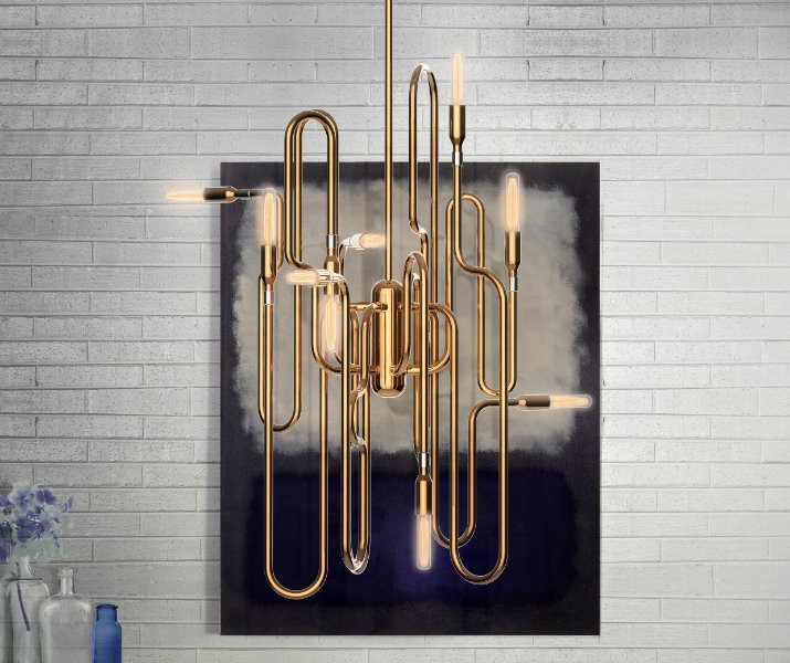 Contemporary Suspension Lamps contemporary pendant lighting Spring trends: contemporary pendant lighting Contemporary Suspension Lamps3 715x600