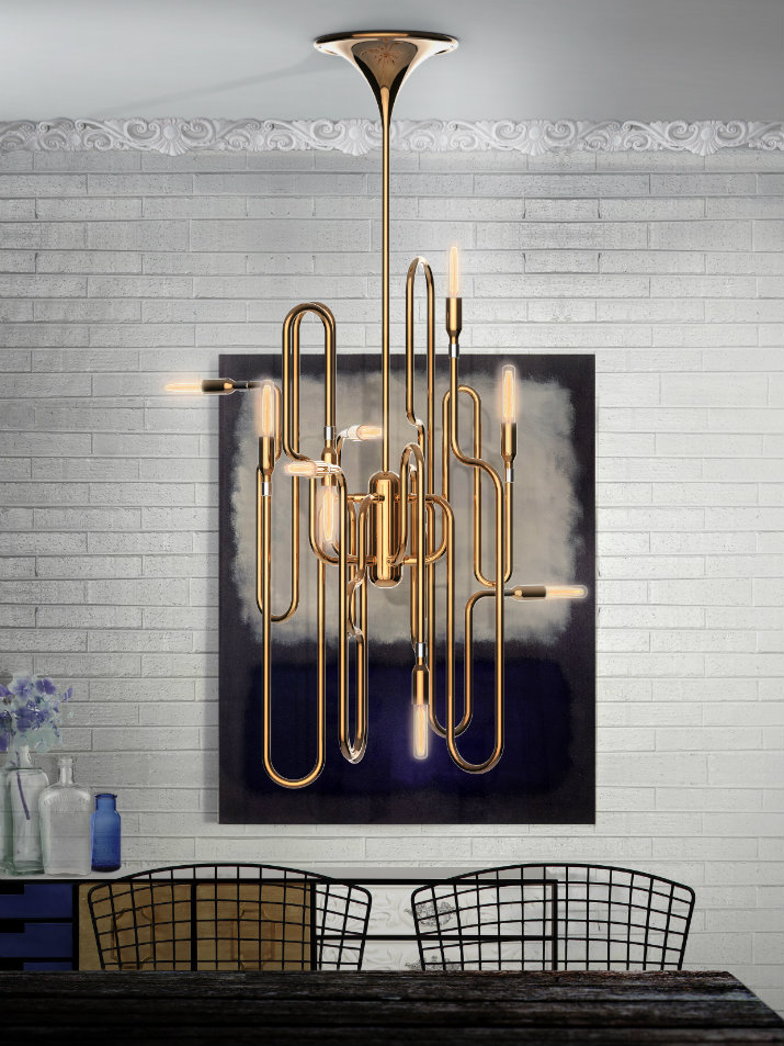 Contemporary Suspension Lamps contemporary pendant lighting Spring trends: contemporary pendant lighting Contemporary Suspension Lamps3