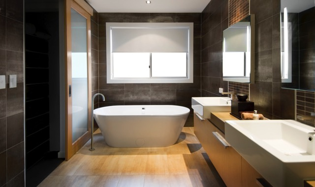 Modern And Traditional Styles Learn How To Mix In Your Bathroom