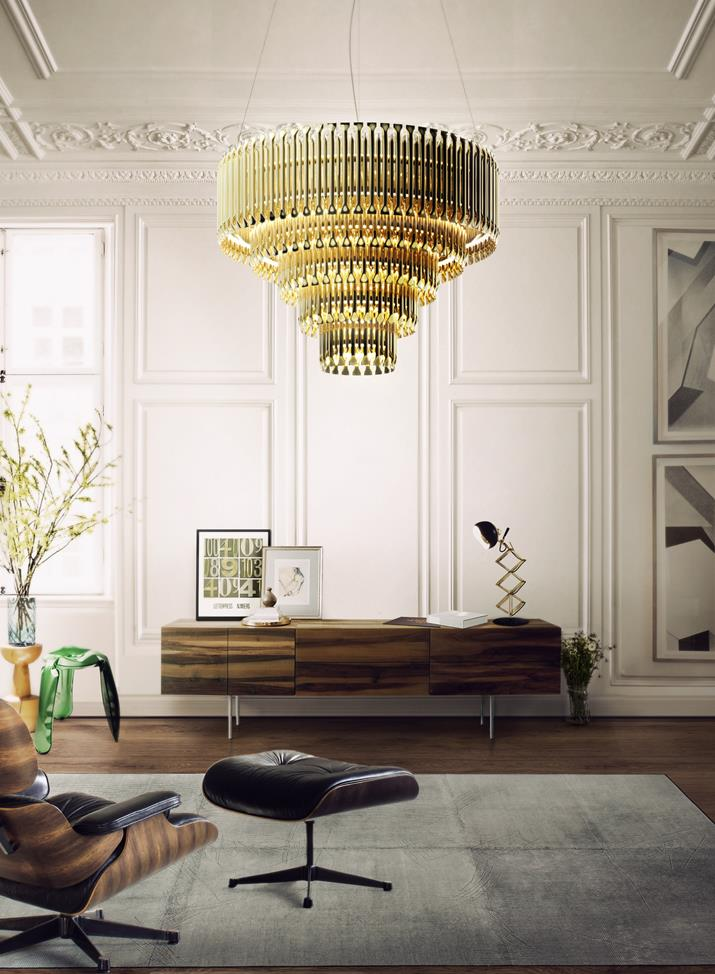 Matheny Chandelier by DelightFULL Top 5 Chandeliers to have in your Living room (Copy)