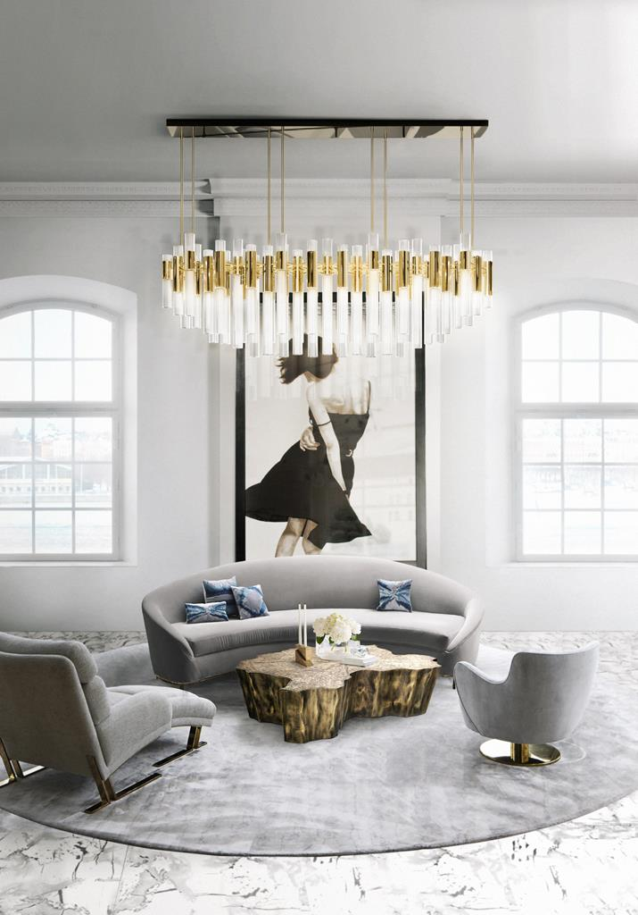 Waterfall Chandelier Top 5 Chandeliers to have in your Living room (Copy)