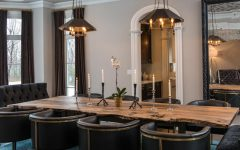 10 Contemporary Lighting Ideas for your Dining Room contemporary lighting ideas 10 Contemporary Lighting Ideas for your Dining Room dinner 240x150