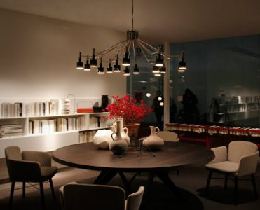 Stunning Chandeliers to Turn your Dining Room into a Movie-like Scenario Mid-Century Suspension Lamps Stunning Mid-Century Suspension Lamps to Light-Up your Rooms dl 371x300