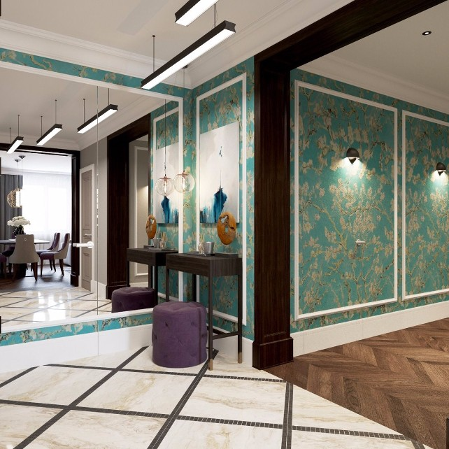 Art Deco Project in Minsk with contemporary lighting contemporary lighting Art Deco Project in Minsk with contemporary lighting ESTEBAN INTERIORS INCREDIBLE DESIGN SERVICES FROM THE WEST COAST 2