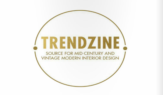 Trendzine 3rd Edition The Best Source For Mid-Century Inspiration MID-CENTURY TRENDZINE 3RD EDITION: THE BEST SOURCE FOR MID-CENTURY INSPIRATION Trendzine 3rd Edition The Best Source For Mid Century Inspiration 1