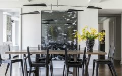 New York Home by Drake Anderson with Iconic Contemporary Lighting