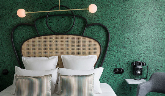 Panache Hotel in Paris is an Art Deco and Mid-Century Lighting Wonderland mid-century lighting This Hotel in Paris is an Art Deco and Mid-Century Lighting Wonderland This Hotel in Paris is an Art Deco and Mid Century Lighting Wonderland 13 feat