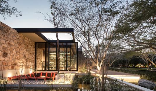 Ixi'im Restaurant – An authentic modern design heaven modern design Ixi'im Restaurant – An authentic modern design heaven capa boa 5