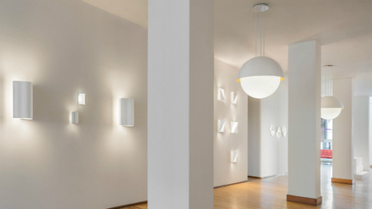 Get to know Richard Meier new minimal lighting collection minimal lighting Get to know Richard Meier new minimal lighting collection capa boa 6