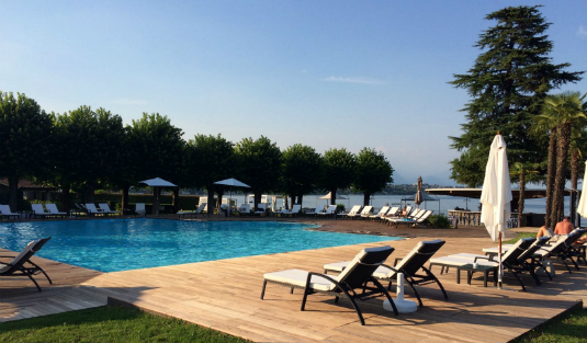 A Five-Star Hotel in Lake Garda with Bespoke Contemporary Lamps hotel in lake garda A Five-Star Hotel in Lake Garda with Bespoke Contemporary Lamps A Five Star Hotel in Lake Garda with Bespoke Contemporary Lamps feat