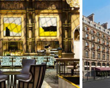 Hotel Opera Paris Shines With Mid-Century Modern Lighting hotel opera paris Hotel Opera Paris Shines With Mid-Century Modern Lighting Hotel Opera Paris Shines With Mid Century Modern Lighting 371x300