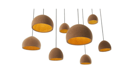 Portuguese Cork and It's Take on Contemporary Lighting Fixtures contemporary lighting fixtures Portuguese Cork and It's Take on Contemporary Lighting Fixtures Portuguese Cork and Its Take on Contemporary Lighting Fixtures