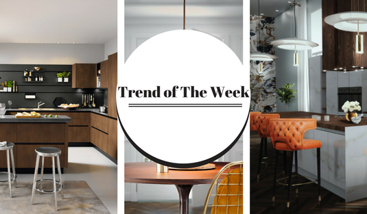Trend of The Week_ How to Get The Contemporary Kitchen Style 2018 contemporary kitchen style Trend of The Week: How to Get The Contemporary Kitchen Style 2018 Trend of The Week  How to Get The Contemporary Kitchen Style 2018