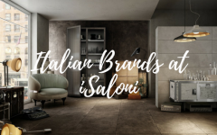 Italian Stands You Can't Miss at iSaloni