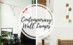 contemporary wall lamps Trend Of The Week on Pinterest: Contemporary Wall Lamps Trend Of The Week on Pinterest Contemporary Wall Lamps 240x150