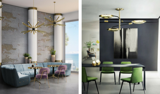Brass Modern Chandeliers Trend Of The Week: Brass Modern Chandeliers Trend Of The Week Brass Modern Chandeliers
