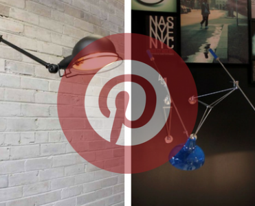 What is Hot on Pinterest: Big Wall Lamps Big Wall Lamps What is Hot on Pinterest: Big Wall Lamps big wall lamps  371x300