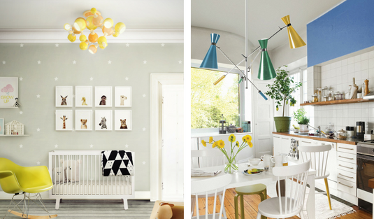 Colorful Lighting Pieces Colorful Lighting Pieces…. Why Not? colovn