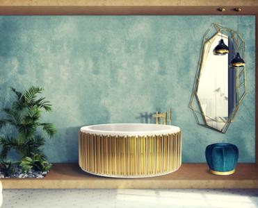 Mid-Century Modern Bathroom Inspirations! mid-century modern Mid-Century Modern Bathroom Inspirations! Mid century modern bathroom inspirations 0 371x300