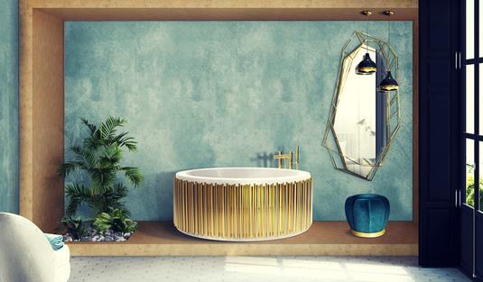 mid-century modern Mid-Century Modern Bathroom Inspirations! Mid century modern bathroom inspirations 0