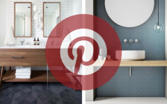Mid Century Bathroom Décor What Is Hot On Pinterest: Mid Century Bathroom Décor! bathroom decor  240x150