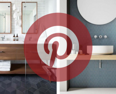 What Is Hot On Pinterest: Mid Century Bathroom Décor! Mid Century Bathroom Décor What Is Hot On Pinterest: Mid Century Bathroom Décor! bathroom decor  371x300