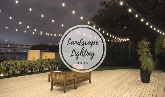 landscape lighting Fall In Love With These Landscape Lighting Trends For 2018 capa