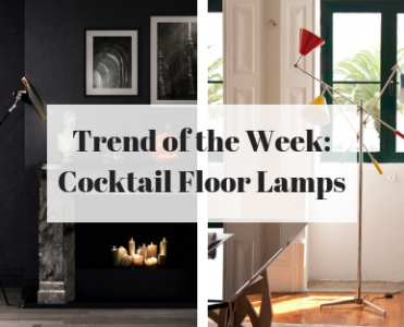 Trend Of The Week: Cocktail Floor Lamps! cocktail floor lamps Trend Of The Week: Cocktail Floor Lamps! Cocktail floor lamps 371x300