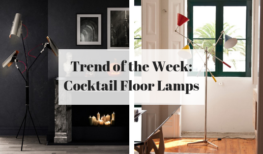 cocktail floor lamps Trend Of The Week: Cocktail Floor Lamps! Cocktail floor lamps