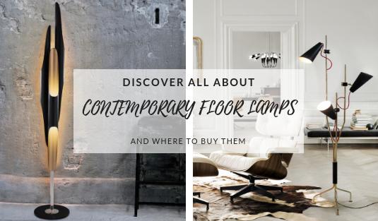contemporary floor lamps The Contemporary Floor Lamps You Should Buy! FOTO CAPA CL