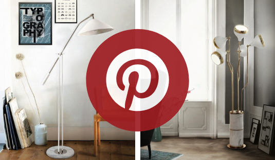 white floor lamps What Is Hot On Pinterest: White Floor Lamps! foto capa cl