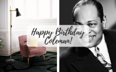 coleman hawkins Turn The Lights On! It's Coleman Hawkins Birthday! foto capa cl 6 240x150