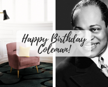 Turn The Lights On! It's Coleman Hawkins Birthday! coleman hawkins Turn The Lights On! It's Coleman Hawkins Birthday! foto capa cl 6 371x300