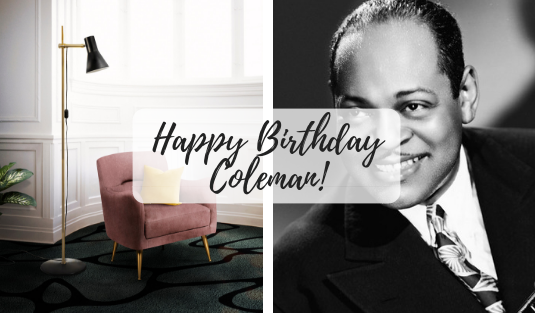 coleman hawkins Turn The Lights On! It's Coleman Hawkins Birthday! foto capa cl 6