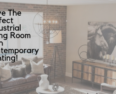 Have The Perfect Industrial Living Room With Contemporary Lighting! industrial living room Have The Perfect Industrial Living Room With Contemporary Lighting! brunch 6 371x300