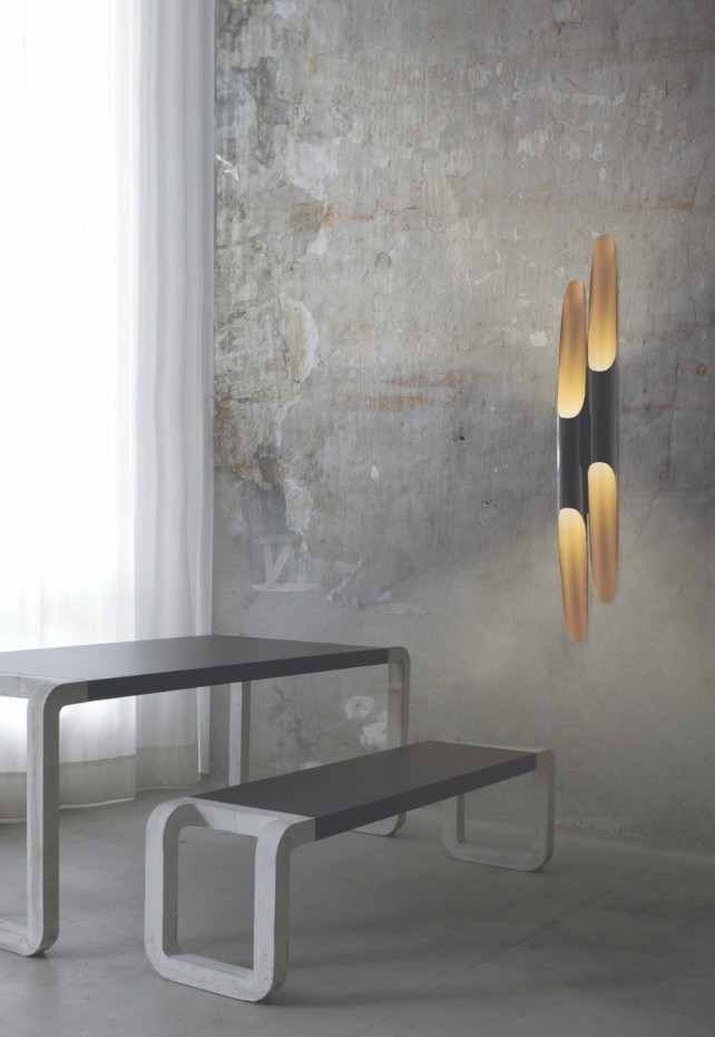 Best Deals: Mid Century Lamps Everyone Wants! coltrane wall ambience 04 HR