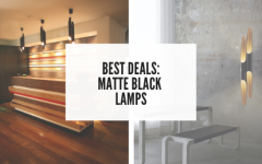 best deals Best Deals: Who said that black was gone? Check These Matte Black Lamps! foto capa cl  240x150