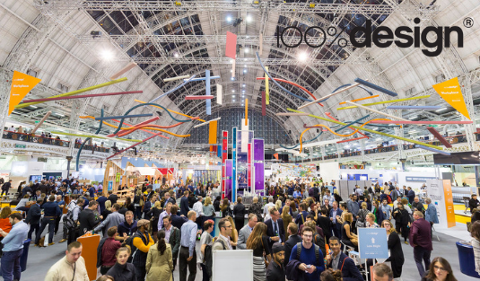 100% design 100% Design London Is Just Around The Corner Get The Scoop Here! Design sem nome 2