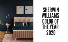 sherwin williams color of the year Naval: The Sherwin Williams Color of The Year 2020! foto capa cl 240x150