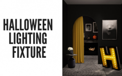 halloween Create The Perfect Halloween Décor Based On Pantone 2020 Color Trends! halloween lighting fixture 240x150