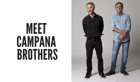 campana brothers Everything is Possible With Campana Brothers! foto capa cl