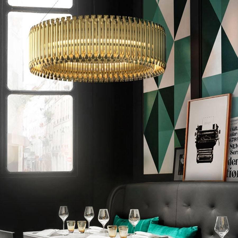 Discover The Mid Century Suspension Lamps That Will Enlighten Maison et Objet! maison et objet Discover The Mid Century Suspension Lamps That Will Enlighten Maison et Objet! 6