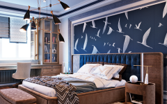 White and navy blue are the ones to go when you want to go classic. by Daria Sozykina auto draft Navy Blue Bedroom CAPAS PROJETOS 4072720004667d5bbcc9489e5fc3d7d91 240x150