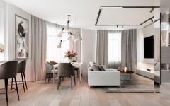 Scandinavian Residential Ukraine Combining functionality and design. Daria Sozykina auto draft Scandinavian Residential CAPAS PROJETOS92ab083fdbe65c9bf0b803fce5ae461e 240x150