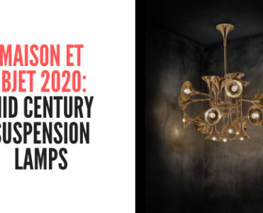 Discover The Mid Century Suspension Lamps That Will Enlighten Maison et Objet! maison et objet Discover The Mid Century Suspension Lamps That Will Enlighten Maison et Objet! Maison et objet  mid century suspension lamps 371x300