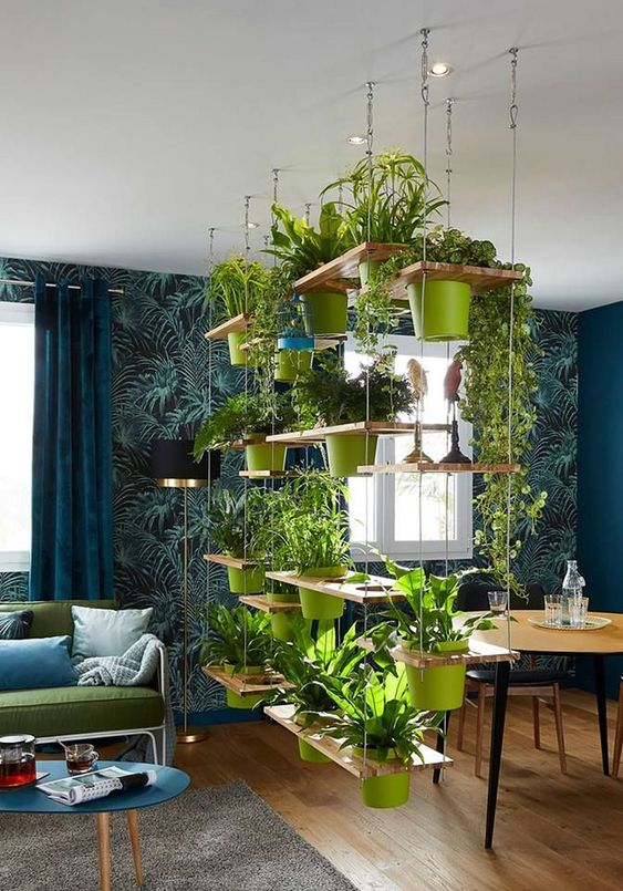 Spring Trends: Create Your Own Indoor Jungle! indoor jungle Summer Trends: Create Your Own Indoor Jungle! 1 10